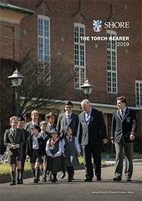 Shore Torchbearer 2019 Front page