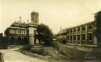 School buildings circa 1915