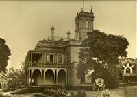 School House and Headmaster's Residence 1930