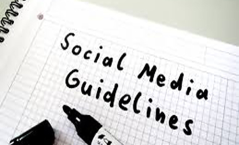OBU social media guidelines