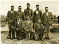 1926 shooting team