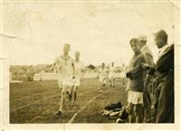 Athletics race, 1927.