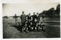 Prep run team Term II 1941