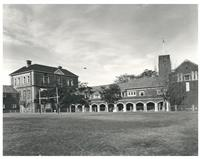 Western building and oval 1987