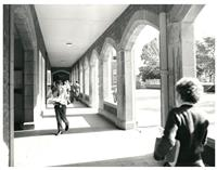 Boys at cloister 1987