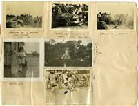 Trenerry WWI photo album page 1