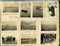 Trenerry WWI photo album page 6