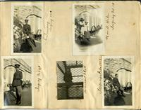 Trenerry WWI photo album page 8