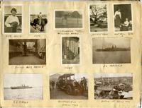Trenerry WWI photo album page 13