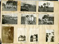 Trenerry WWI photo album page 17