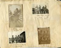 Trenerry WWI photo album page 18