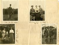 Trenerry WWI photo album page 22