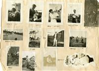 Trenerry WWI photo album page 23
