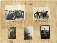 Trenerry WWI photo album page 24