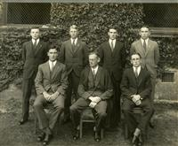 Sub-prefects 1929