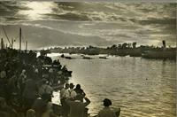 Regatta heat on Parramatta River 1931