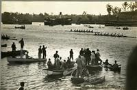 Regatta final on Parramatta River 1931