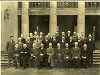 Headmasters' Conference at Wesley College Melbourne 1939