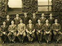 House Prefects 1932