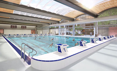 SPEC Pool indoor CG - Images tile