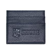 Navy Card Holder $25